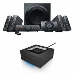 Logitech 5.1 Surround Sound Speaker System THX Dolby Digital