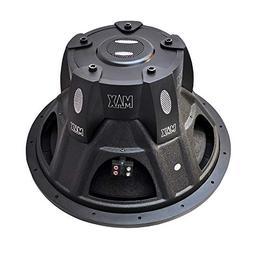 """Lanzar Maxp124d Max Pro 12"""" 1600 Watt Small Enclosure Dual 4"""
