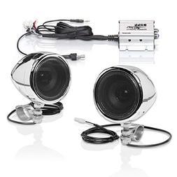 BOSS Audio MC420B Bluetooth, All-Terrain, Weatherproof Speak