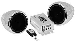 BOSS Audio MC500 All-Terrain, Weatherproof Speaker And Ampli