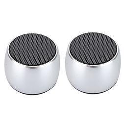 Mini Dual Double Bluetooth Speaker Powerful Portable Room-fi