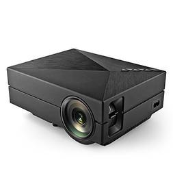 TNP Mini LED Projector Multimedia Portable Mobile Pico Beame