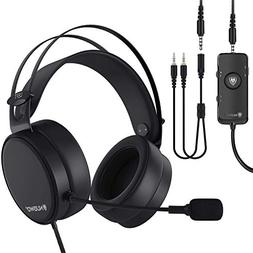NUBWO-N7 PS4 Xbox one Headset 7.1 Surround Sound PC USB Gami
