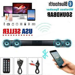 NEW Wireless Bluetooth 4 * 5W Soundbar Music Surround Sound