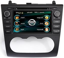 2007 08 09 10 11 12 Nissan Altima In-dash Navigation DVD GPS