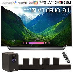 "LG OLED55C8PUA 55""-Class C8 OLED 4K HDR AI Smart TV  with Sa"
