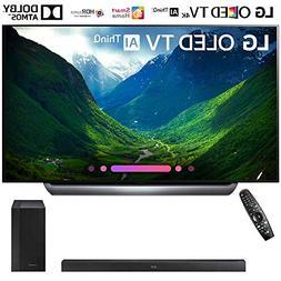 "LG OLED65C8PUA 65""-Class C8 OLED 4K HDR AI Smart TV  with Sa"