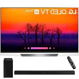 """LG OLED65E8PUA 65"""" Class E8 OLED 4K HDR AI Smart TV  with Sa"""