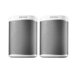 Sonos PLAY:1 2-Room Wireless Smart Speakers for Streaming Mu