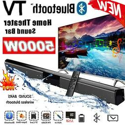 portable surround sound bar 4 speaker system