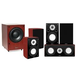 Fluance Reference Series 5.1 High Performance Compact Home T