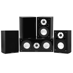 Fluance Reference Series Compact Surround Sound Home Theater