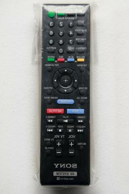 Sony RM-ADP11 remote control for Surround Sound System