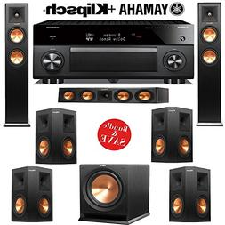 Klipsch RP-250F 7.1 Reference Premiere Home Theater System w