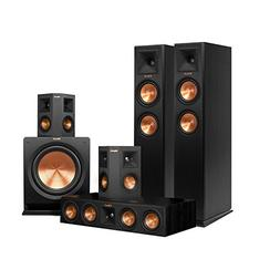 Klipsch RP-250F Home Theater System Bundle  with Yamaha RX-A