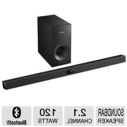 Samsung 2.1 Channel 120 Watts Home Theater Soundbar System w