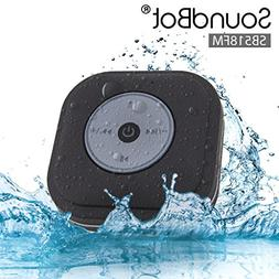 SoundBot® SB518FM FM RADIO Water Resistant Bluetooth Wirele