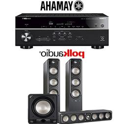 Polk Audio Signature S60 3.1-Ch Home Theater Speaker System