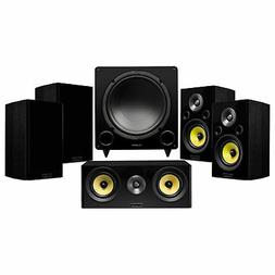 Fluance Signature Series Compact Surround Sound Home Theater