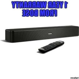 BOSE SOLO 5 TV SOUND SYSTEM - Bluetooth - INCLUDES REMOTE  -