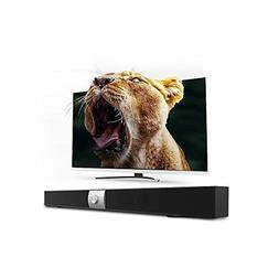 Soundbar For TV, 37-Inch Bluetooth Speaker Wireless & Wired