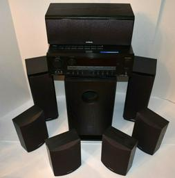 Onkyo Stereo 7.1 Channel Surround HT- R530 / SKF-530F/ SKW 5