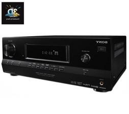 SONY STR-DH520 7.1-Channel, 700 watts, 3D pass-through 6 HD