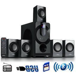 NEW Befree Sound 5.1 Channel Surround Sound Bluetooth Speake
