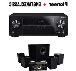 Pioneer Surround Sound A/V Receiver - Black  + Energy 5.1 Ta