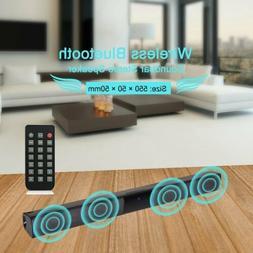 surround sound bar 4 speaker system wireless