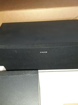 Sony Surround Sound Speaker System Model# SS-CR290 Brand New