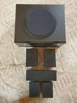 Samsung Surround Sound System - Sub Woofer, Sound Bar, Front