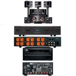 Klipsch THX Ultra2 7.2 System With Onkyo TX-NR3010 9.2-Ch-an