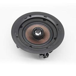 HELMER TPZ407 2-Way Premium trimless Ceiling Speaker with 3/