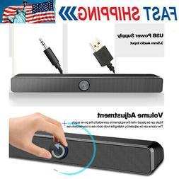 SADA TV Home Soundbar Speaker System Subwoofer 3D Surround S