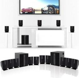 Subwoofer Surround Sound 5.1-Channel Music/Tv/Dvd Home Theat