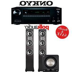 Onkyo TX-NR777 7.2-Channel 4K THX Certified Network A/V Rece