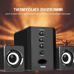 USB TV Home Theater Speaker System Surround Sound Bar SADA D