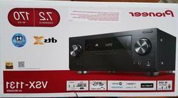 Pioneer VSX-1131-K 7.2 Ch. AV Receiver w/ Bluetooth Wi-Fi &