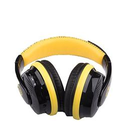 Wireless Bluetooth Headset, Cywulin Surround Stereo Headband