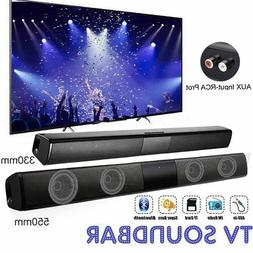 Wireless TV Sound Bar Bluetooth Speaker Hifi Home Theater Su