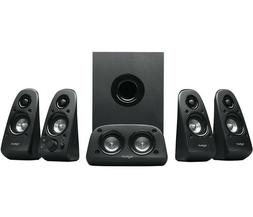 Logitech Z506 5.1 6-PC 150w Surround Computer Speakers Syste