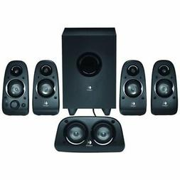 Logitech Z506 Surround Sound Home Theater Speaker System 150