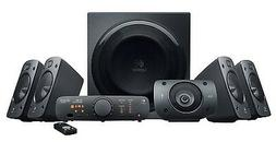 Logitech Z906 THX-Certified 5.1 Digital Surround Sound Speak